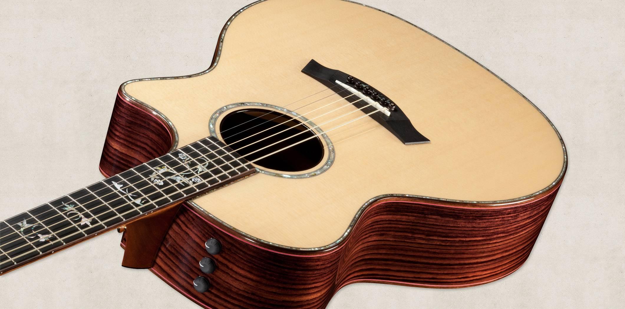 Taylor Guitar Wallpape...