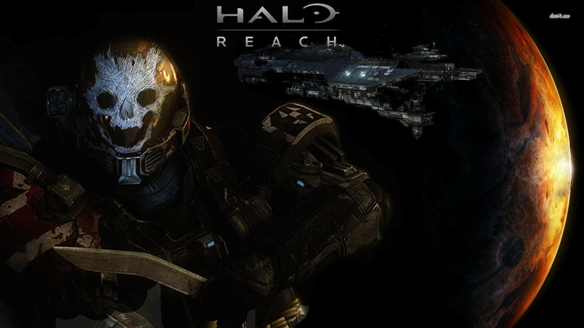 Halo Reach Backgrounds Wallpaper Cave