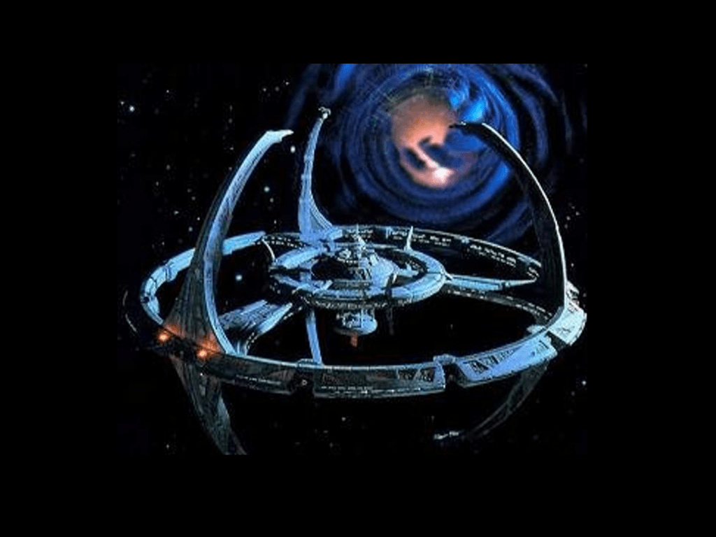 Star Trek: Deep Space Nine Wallpapers From The TV MegaSite