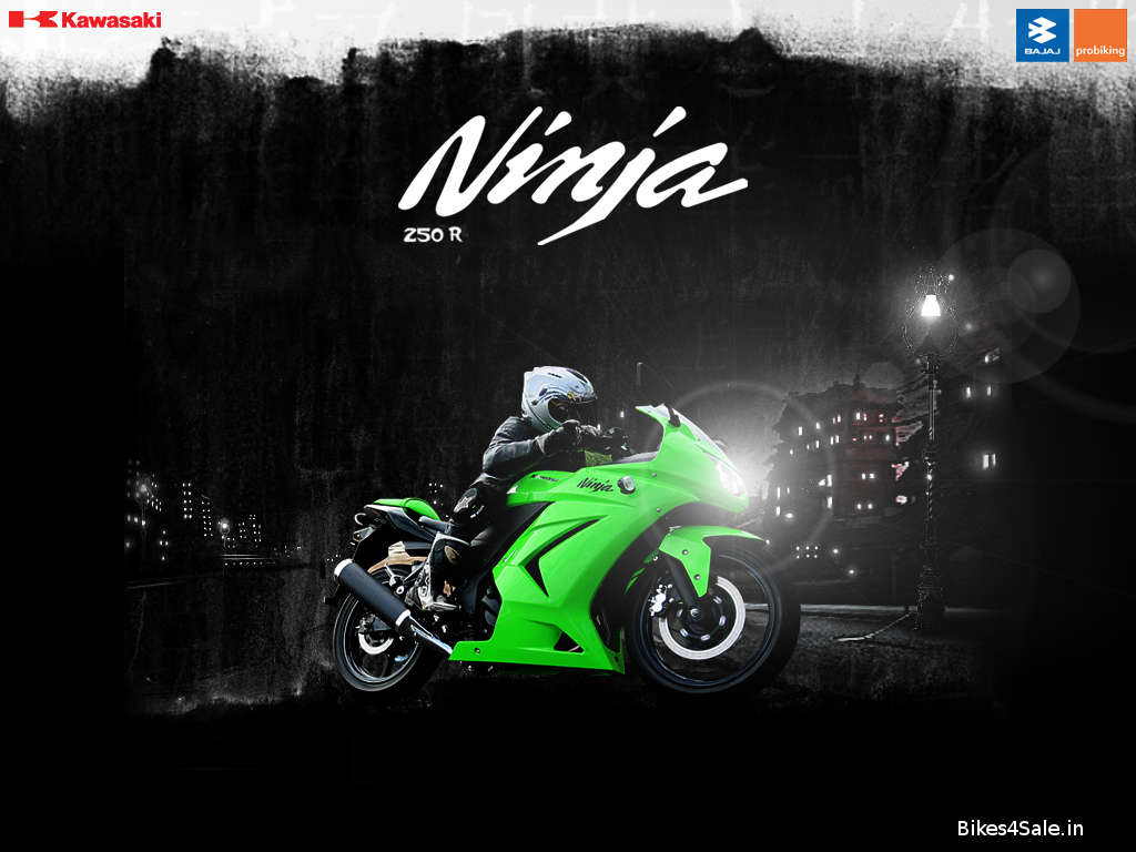 Kawasaki Ninja 250R Wallpapers