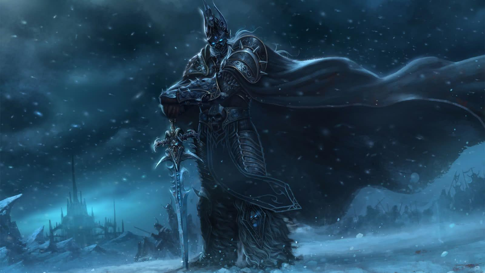 Death Knight Wallpapers