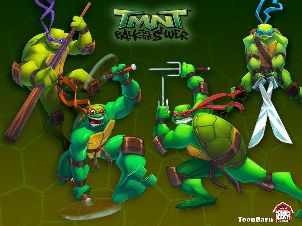 TMNT WALLPAPERS - Teenage Mutant Ninja Turtles Wallpaper (18709831 .