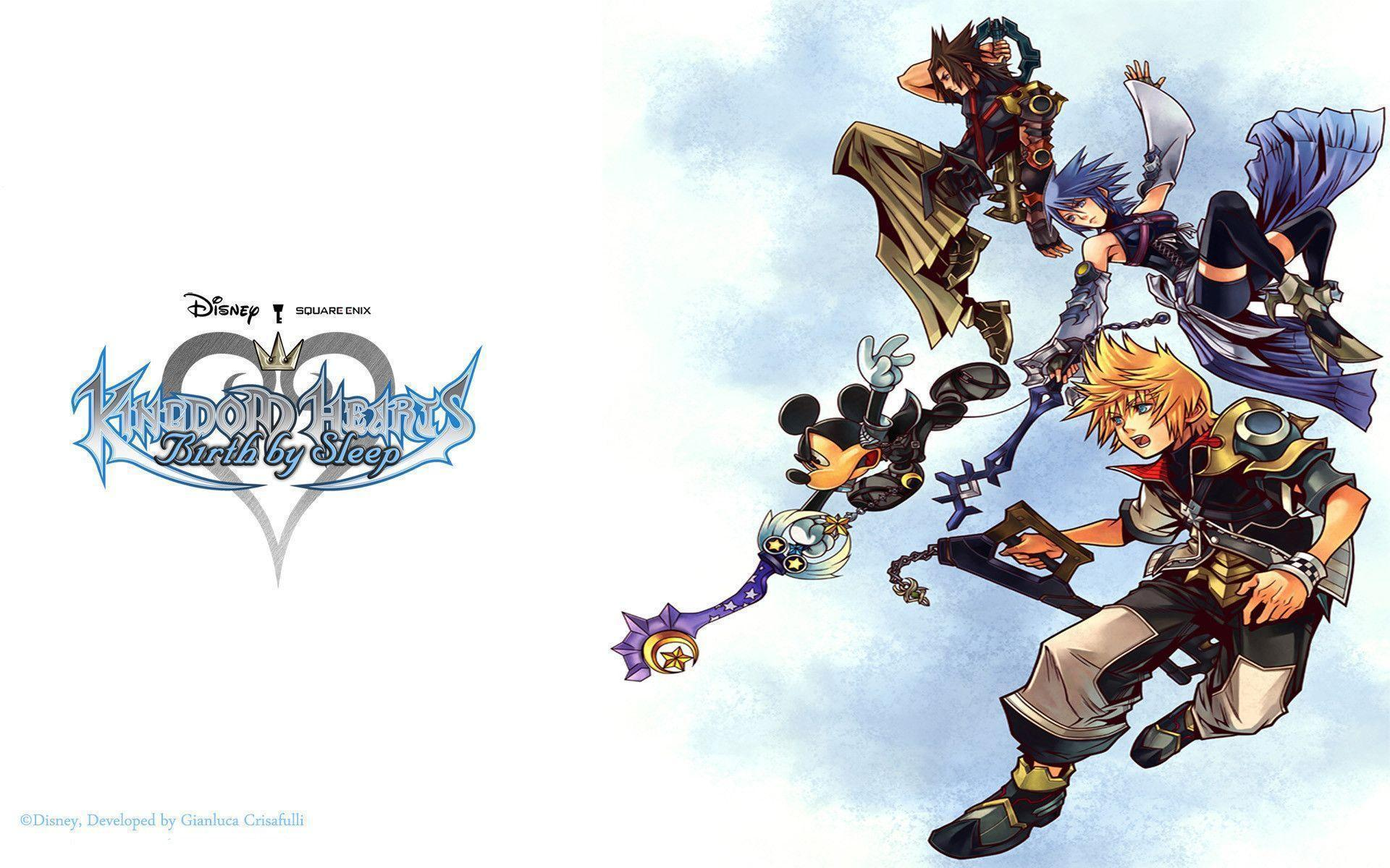 kingdom hearts background - photo #27