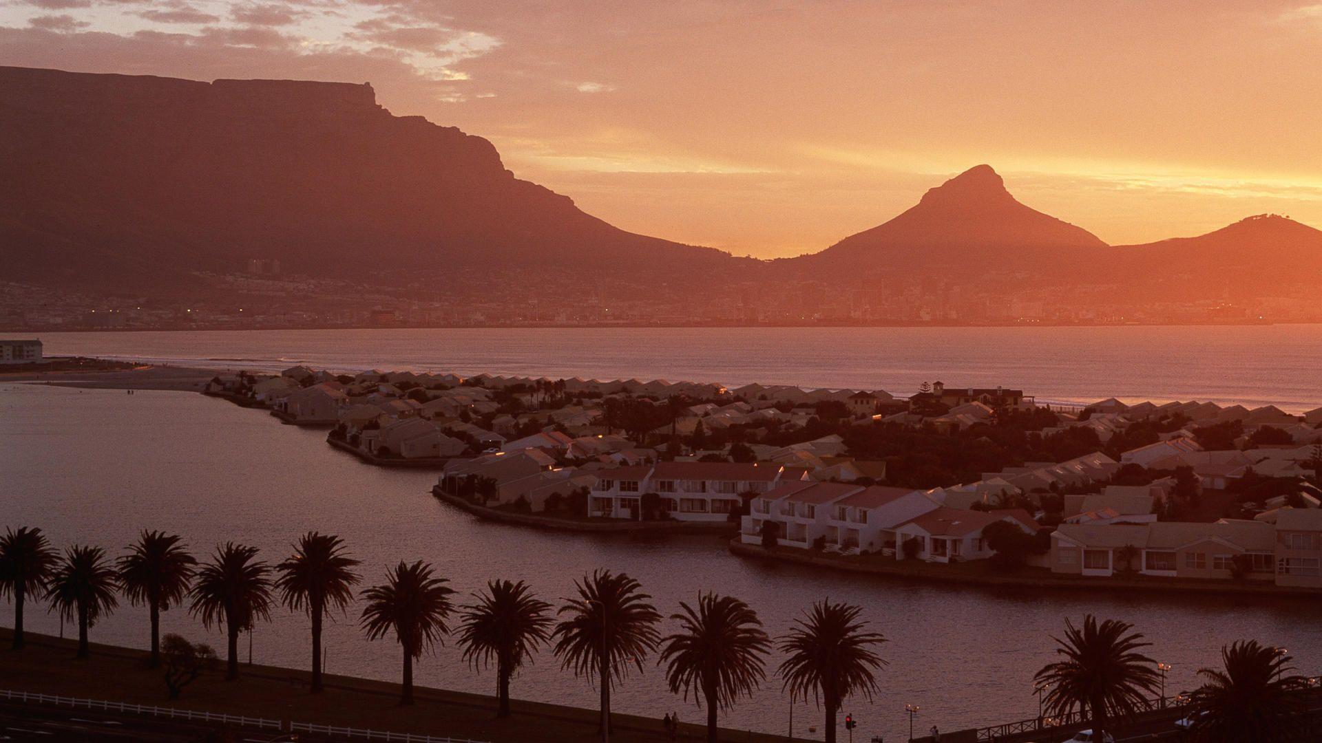 Table Mountain Wallpapers Wallpaper Cave