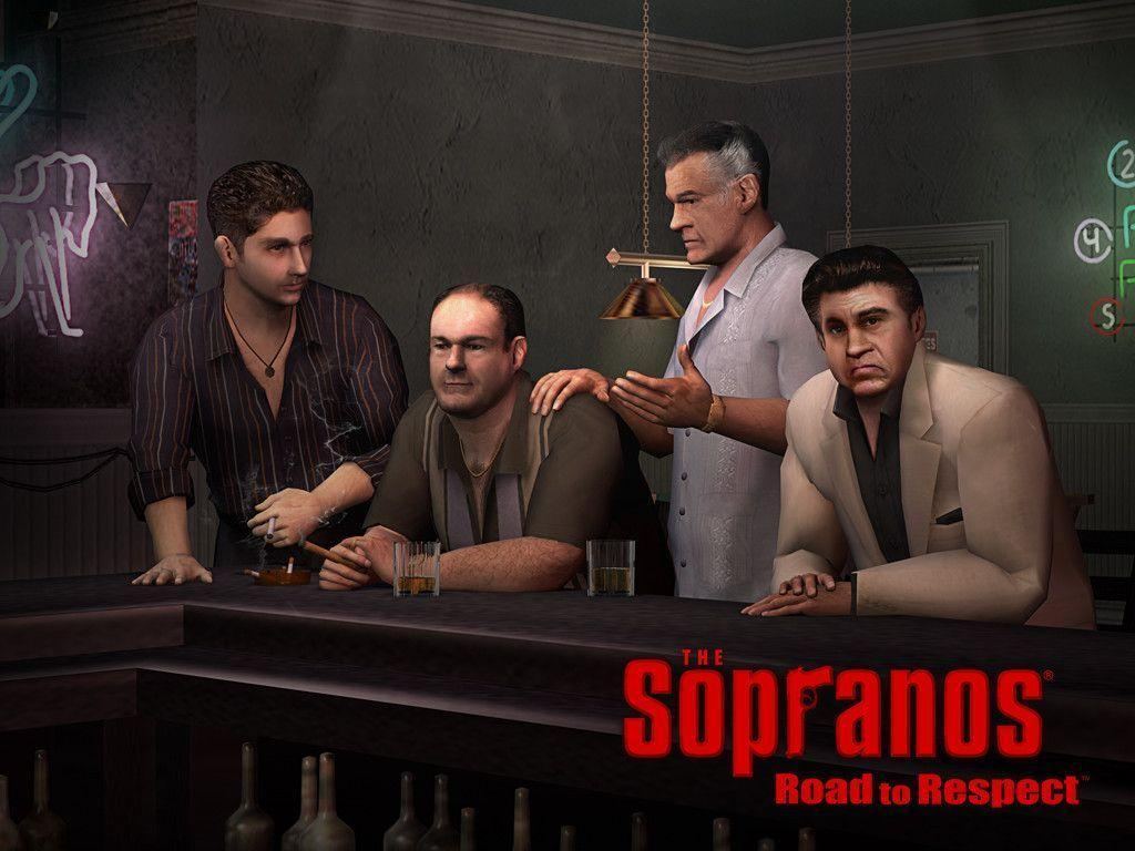 The Sopranos movie logo wallpapers hd