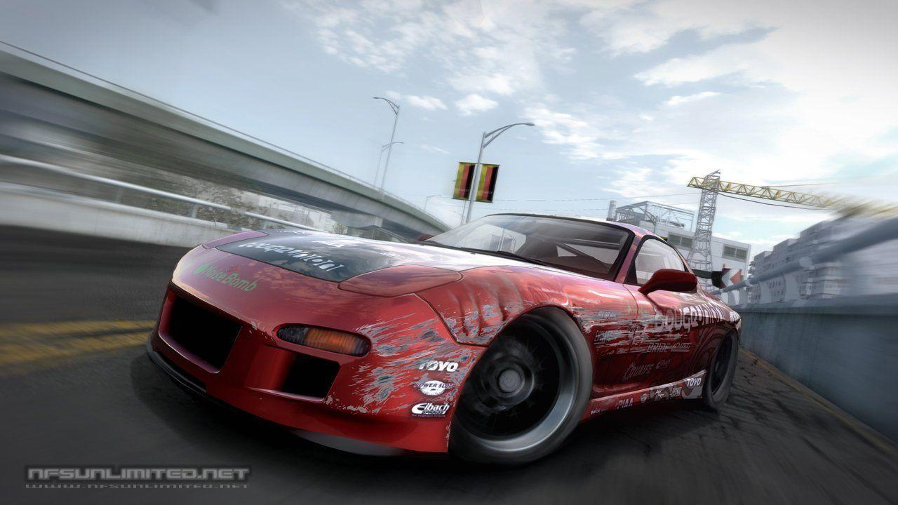 Vehicles For > Mazda Rx7 Wallpaper 1680x1050