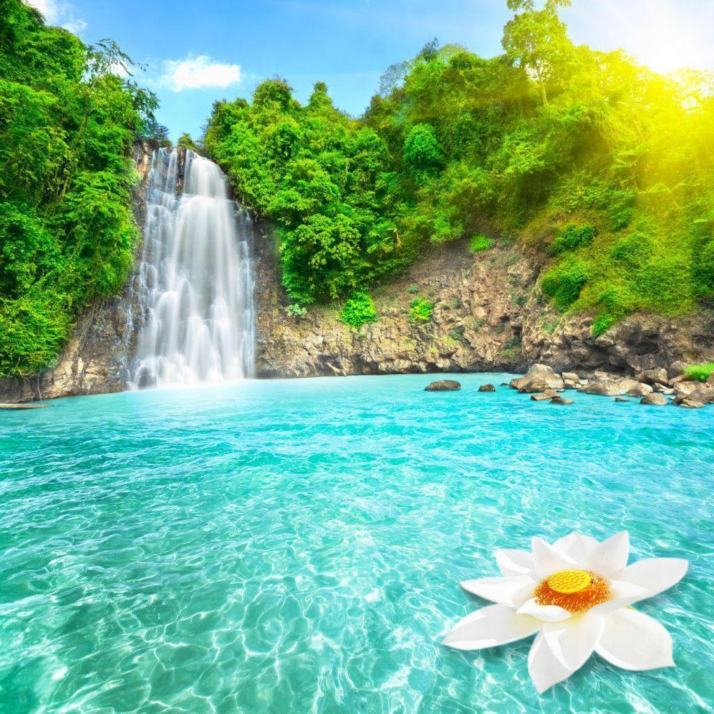 Beautiful Waterfall HD Wallpapers