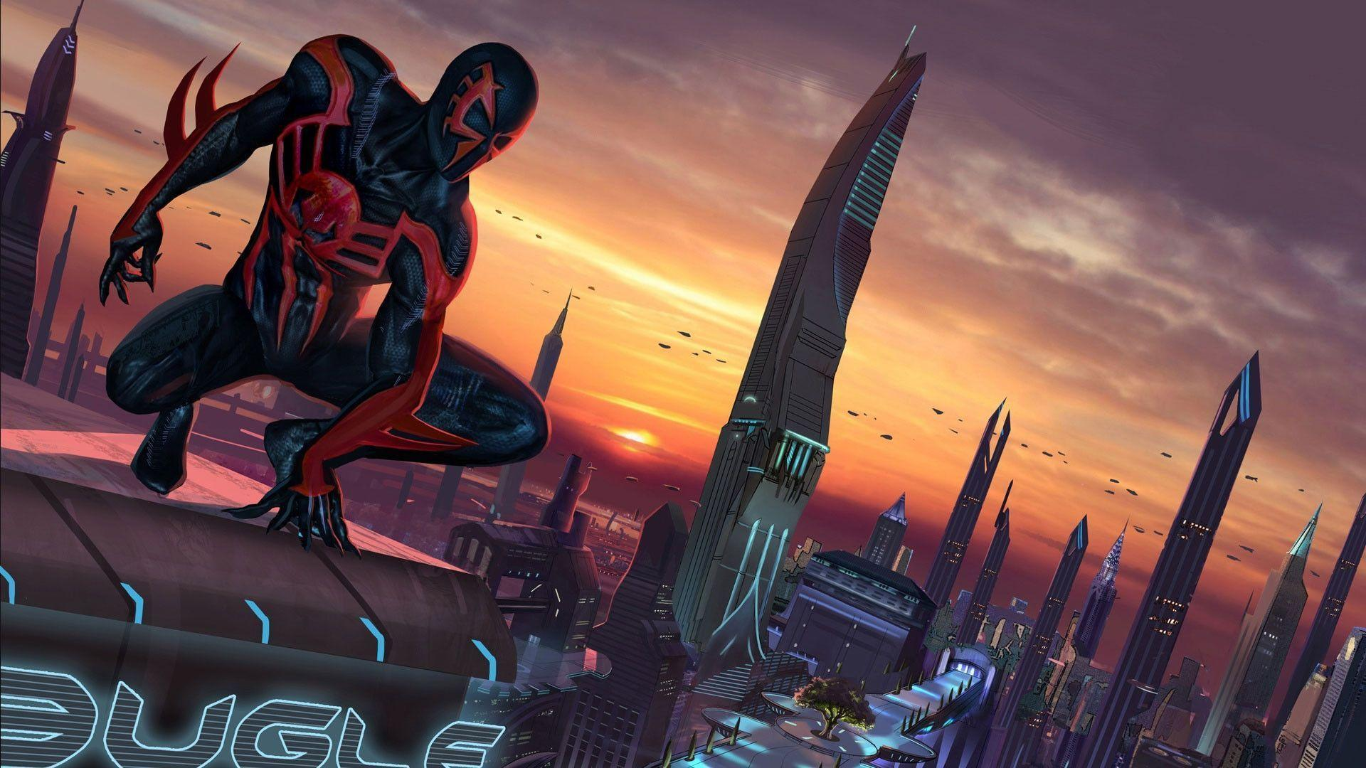 Spider Man 2099 Wallpapers Wallpapers
