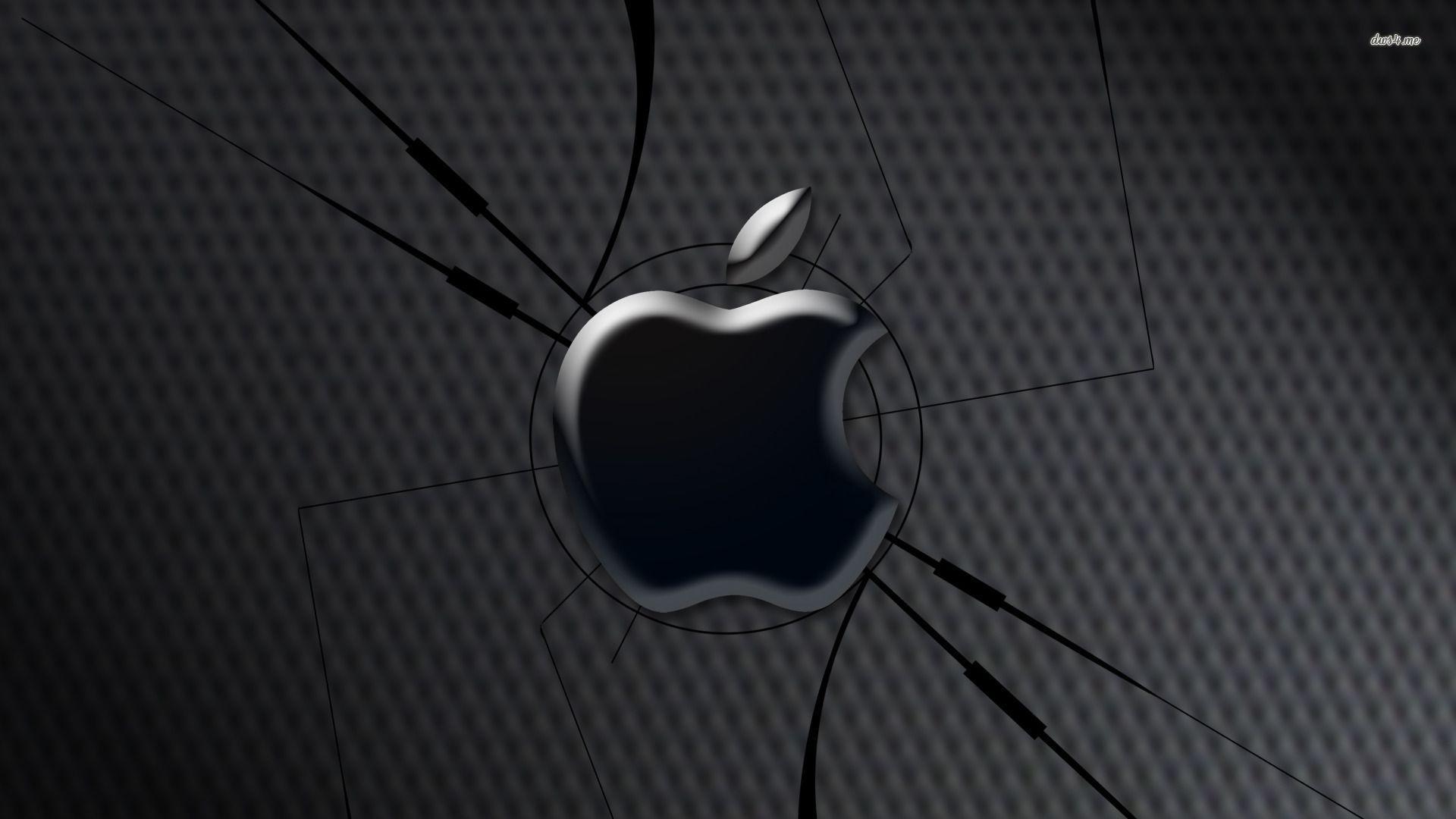 broken apple wallpaper - photo #23