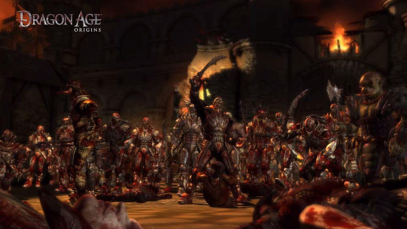 Dragon Age Origins Wallpapers: Dragon Age: Origins Wallpapers