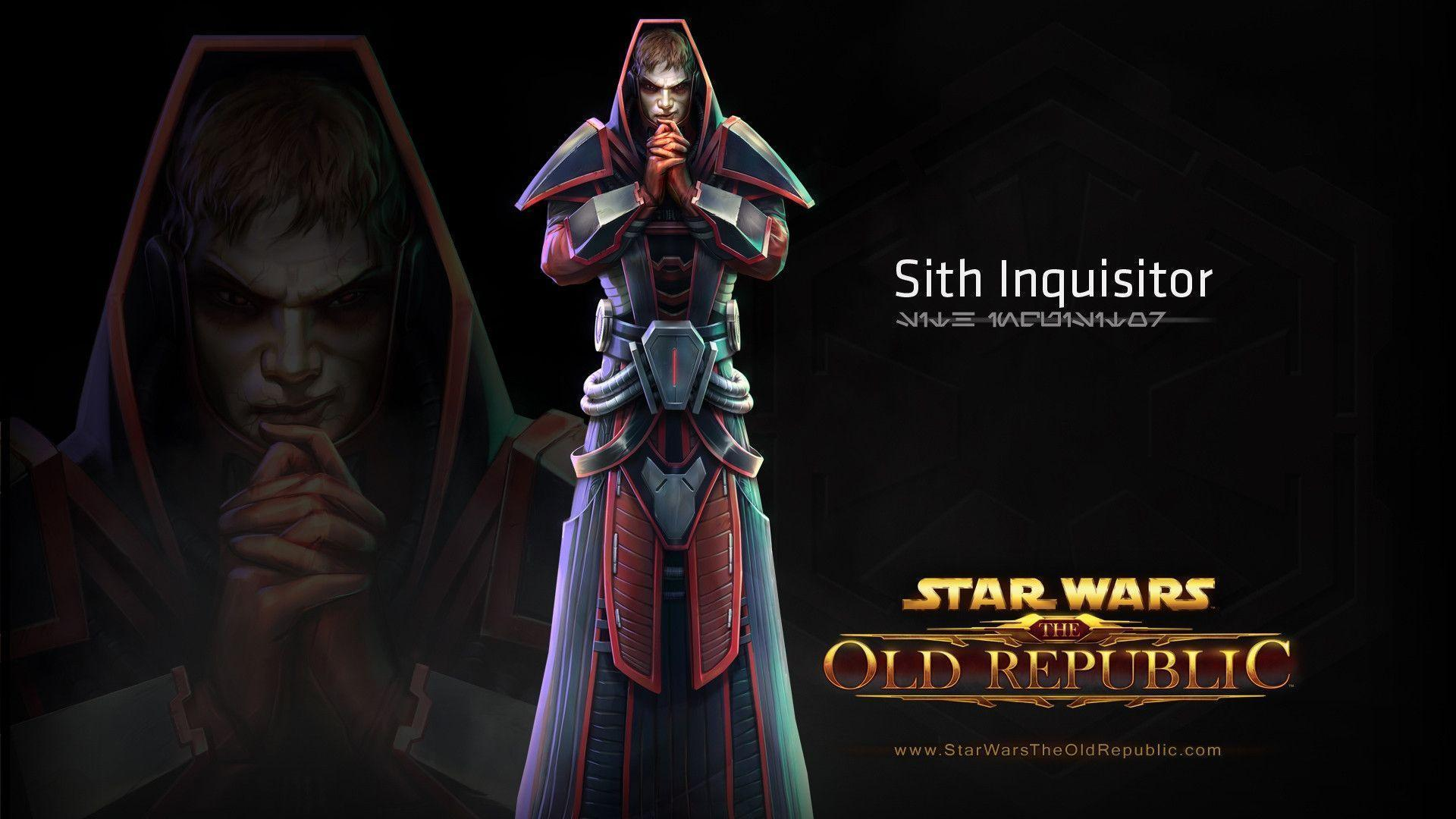Download Wallpapers 1920x1080 star wars the old republic, sith