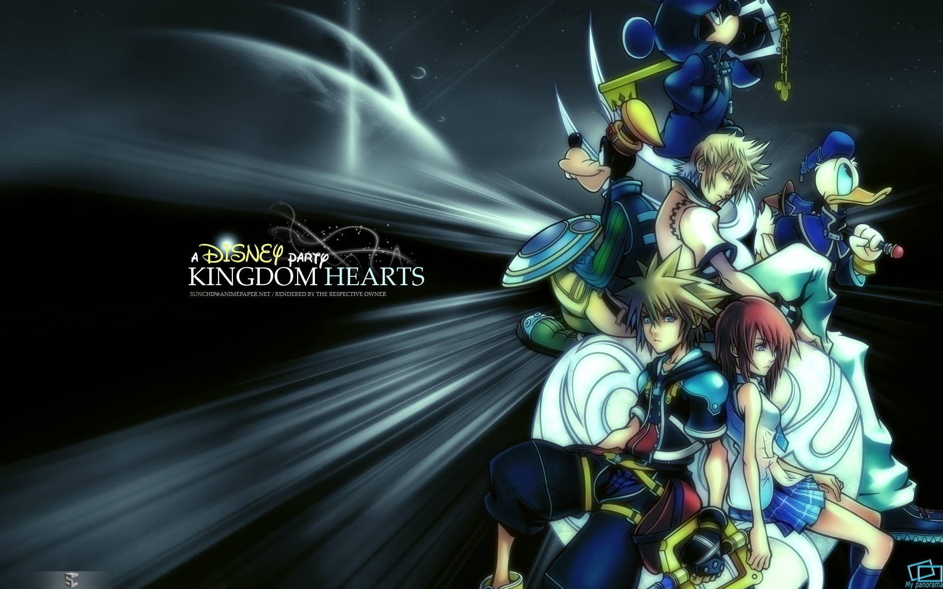 kingdom hearts 2 wallpapers kingdom hearts 2 background page 14