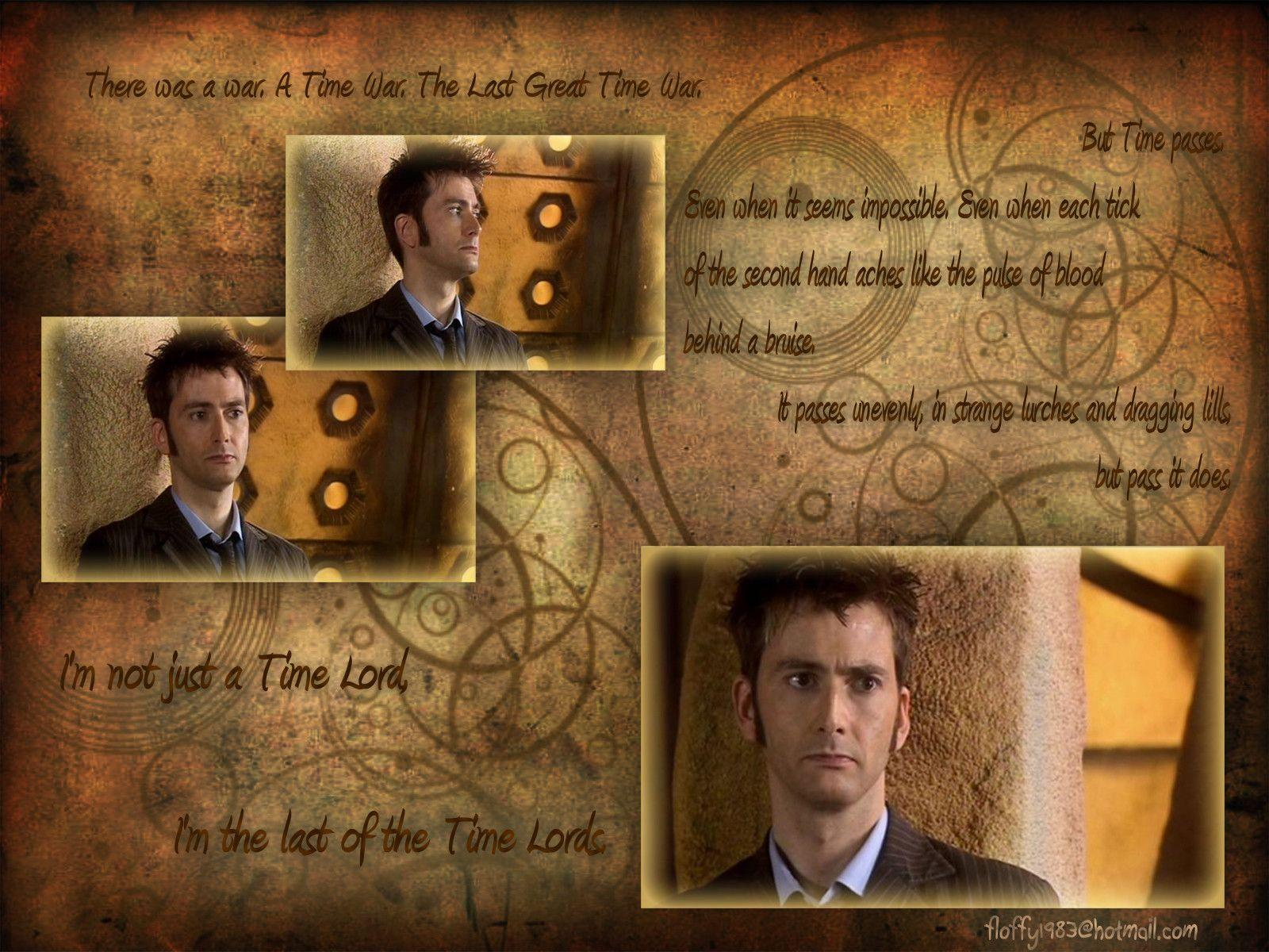 Sad Doctor Wallpapers by floffy1983