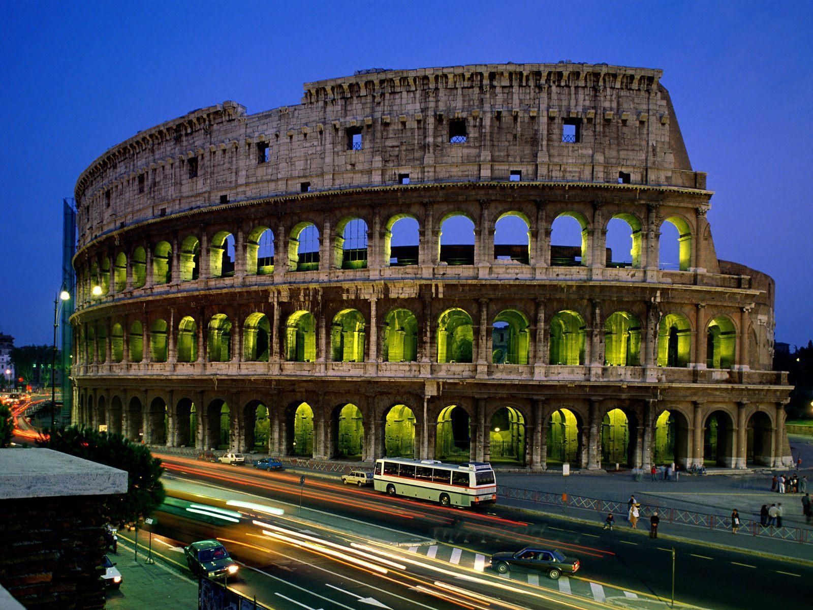 Coliseum Roma Architecture Desktop Wallpaper # #14670 Wallpaper ...