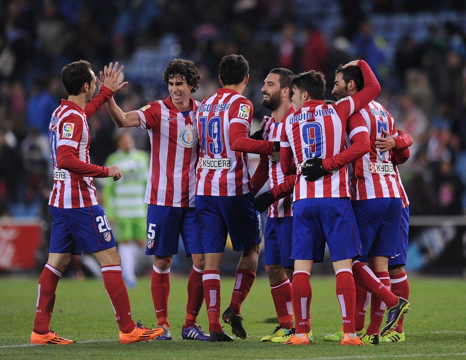 Atletico Madrid 2014 Wallpaper Football Club Atletico Madrid 2014 ...