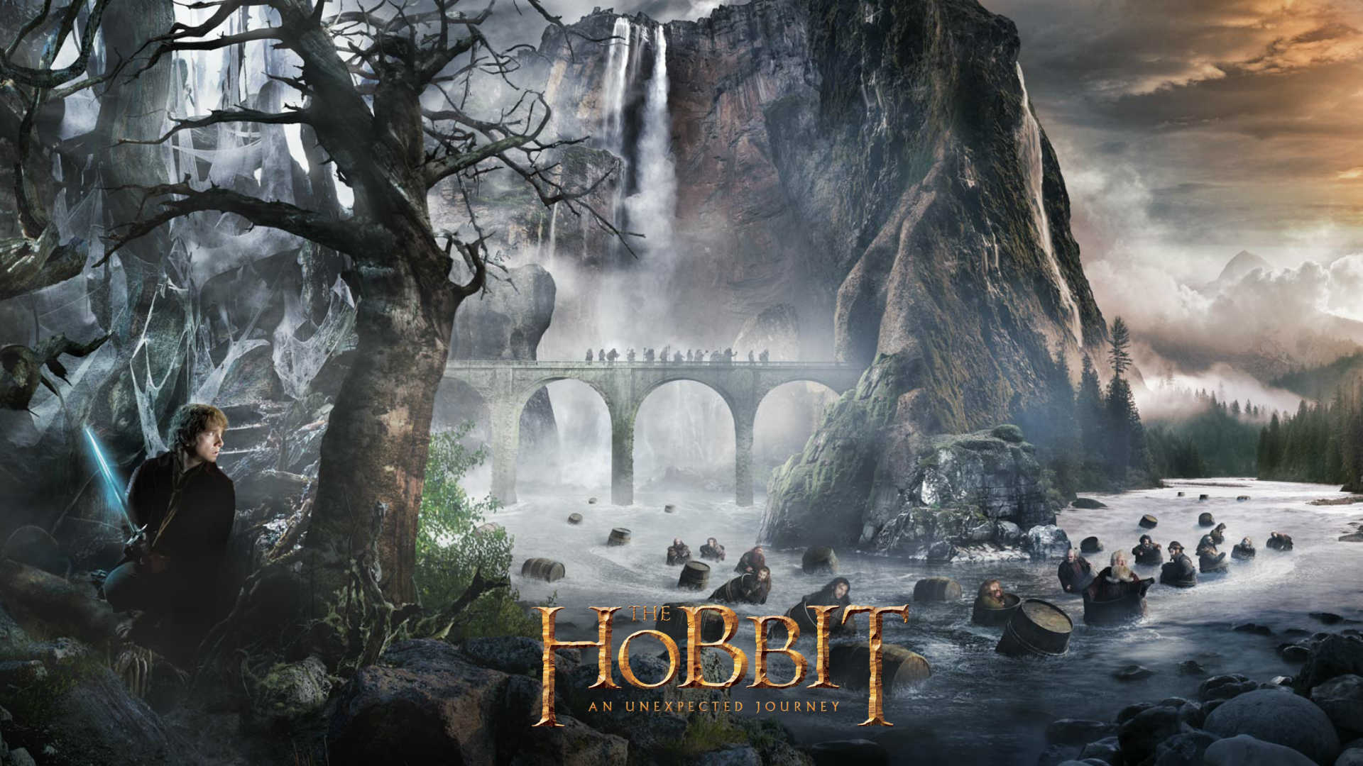 The Hobbit Wallpaper - The Hobbit Wallpaper (33042230) - Fanpop