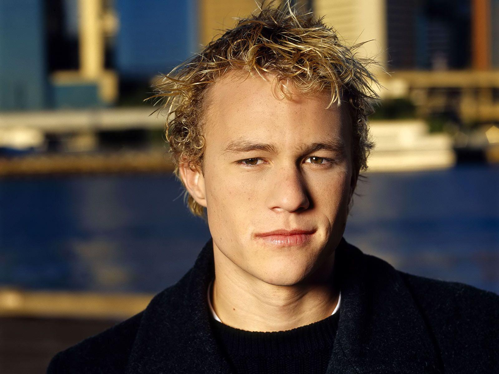Heath Ledger #1151387 - People Images & Wallpapers on Jeweell