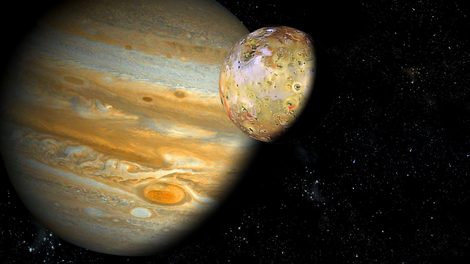 Pix For Jupiter Wallpaper Nasa