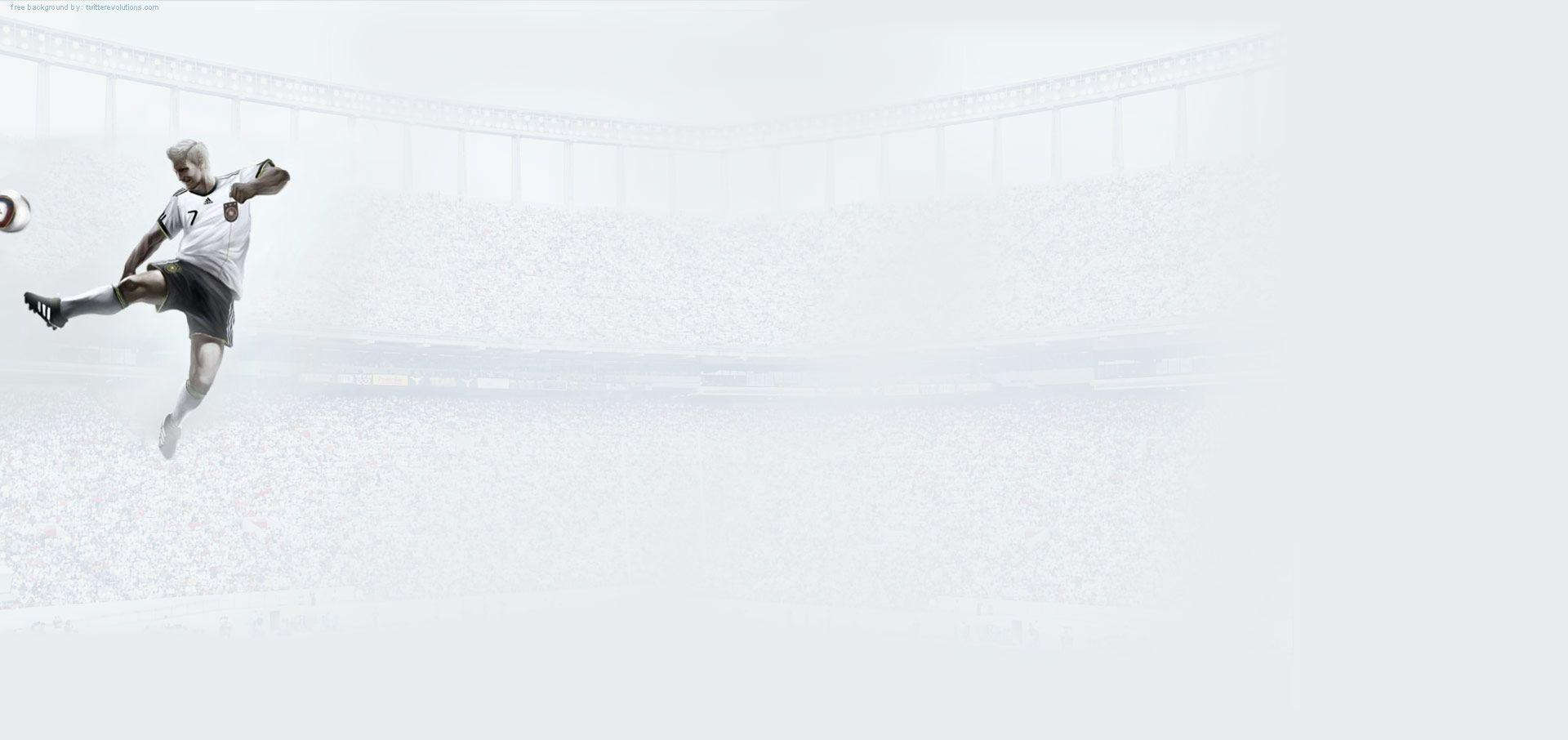 Soccer player Twitter backgrounds