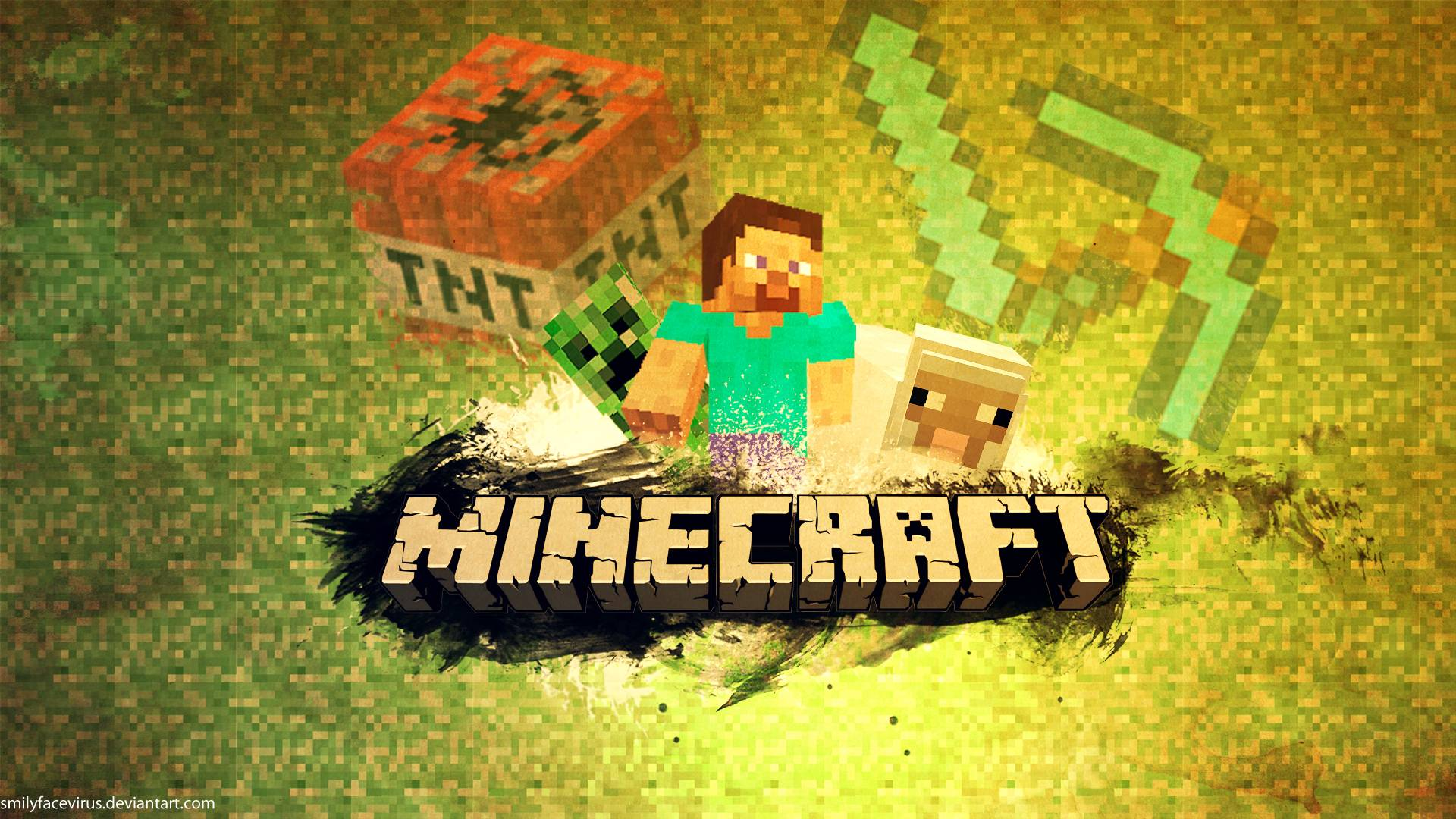 minecraft img for minecraft desktop background 1080p