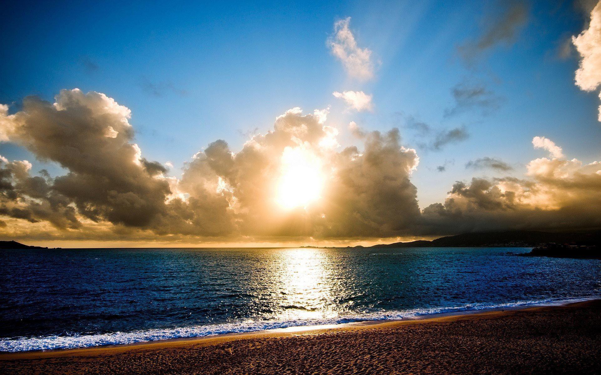 beach sunrise tumblr hd - photo #20