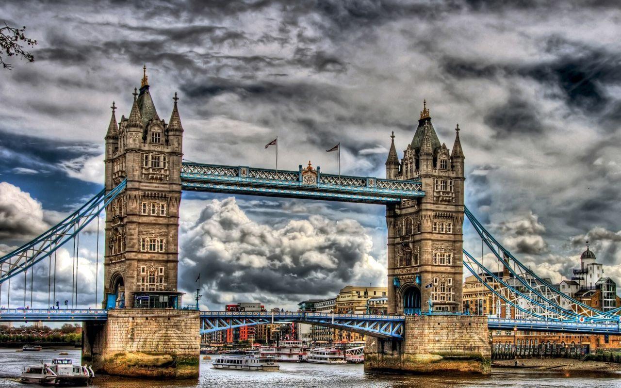 wallpaper bridge london scenic - photo #6