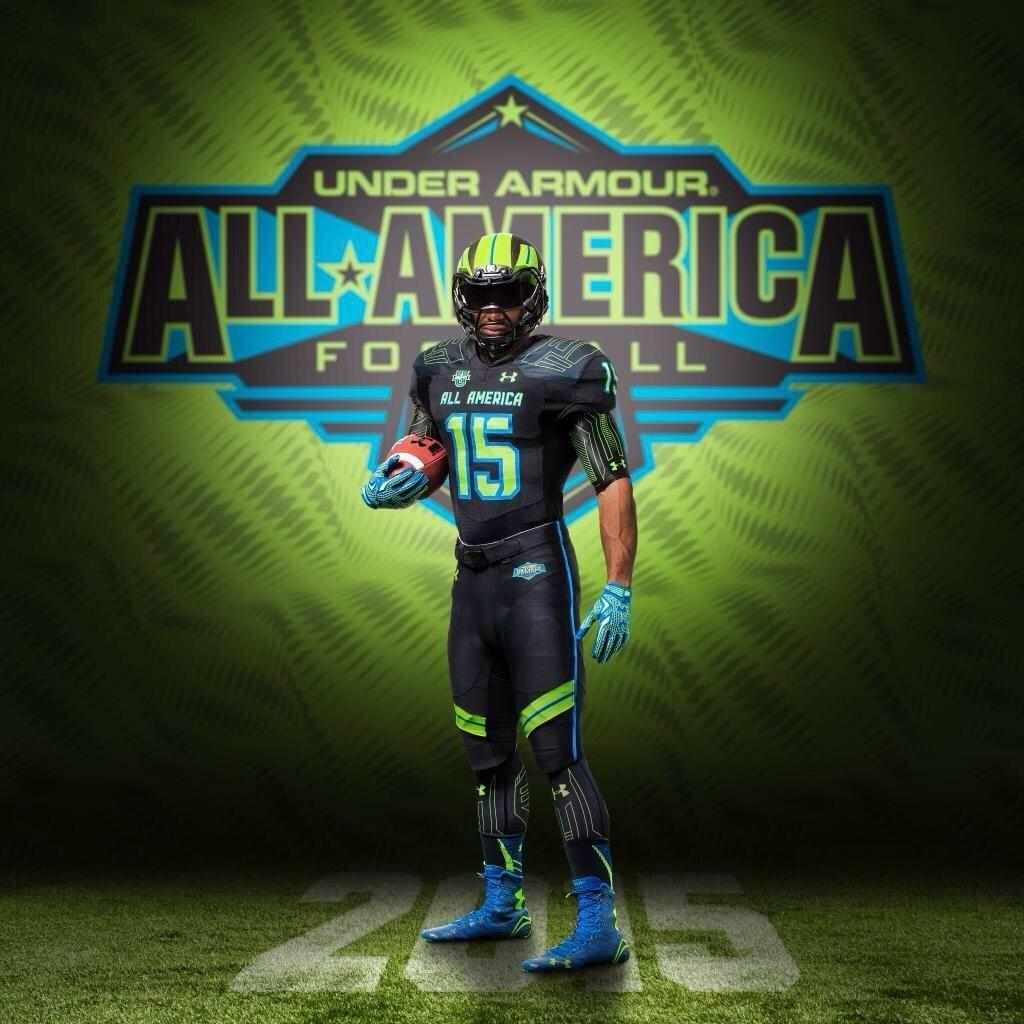 Under Armour Unveils Uniforms For 2015 All-American Game | Daily Snark