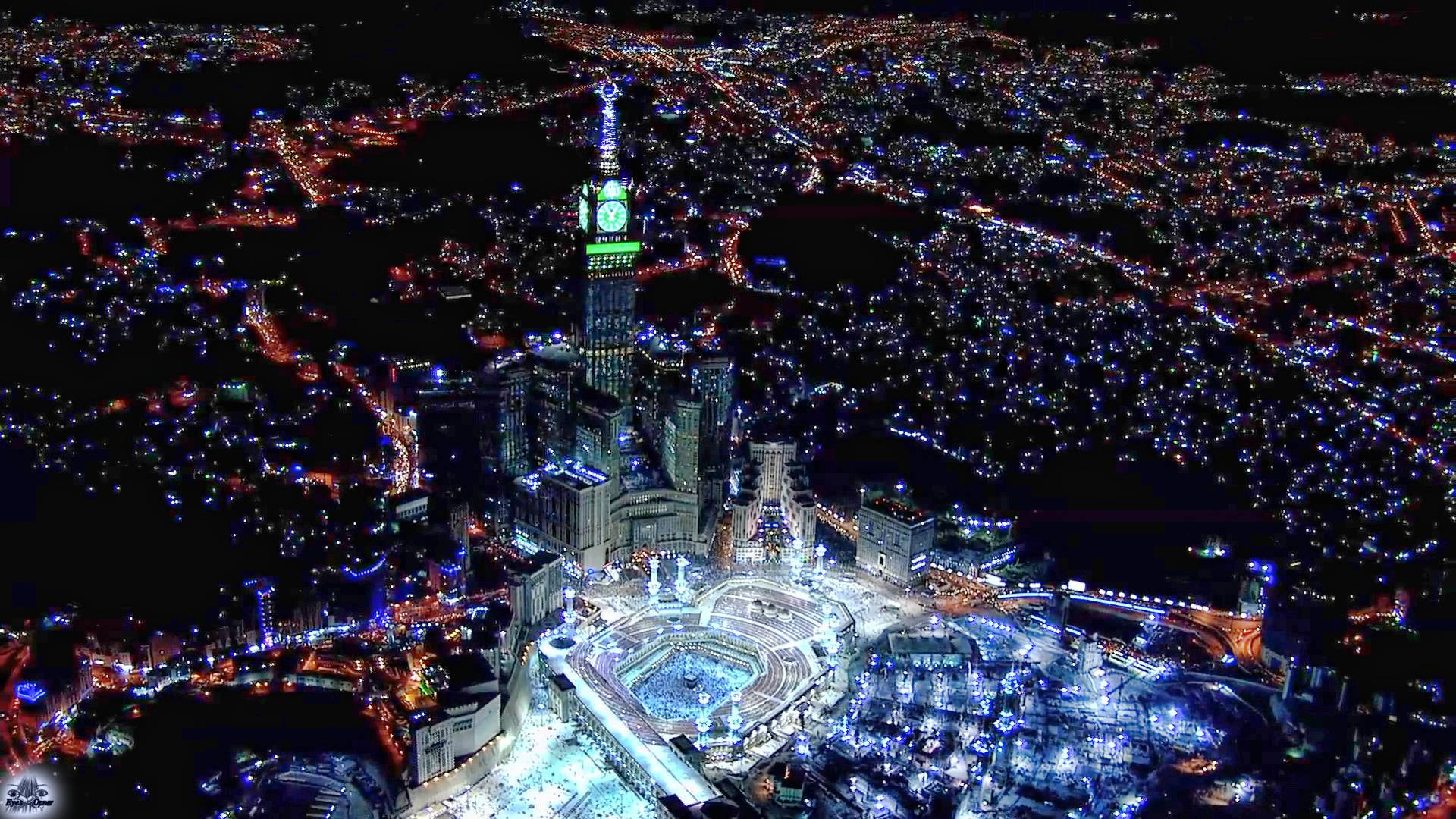 Amazing Places To Visit In The World Mecca - Tuffboys.com