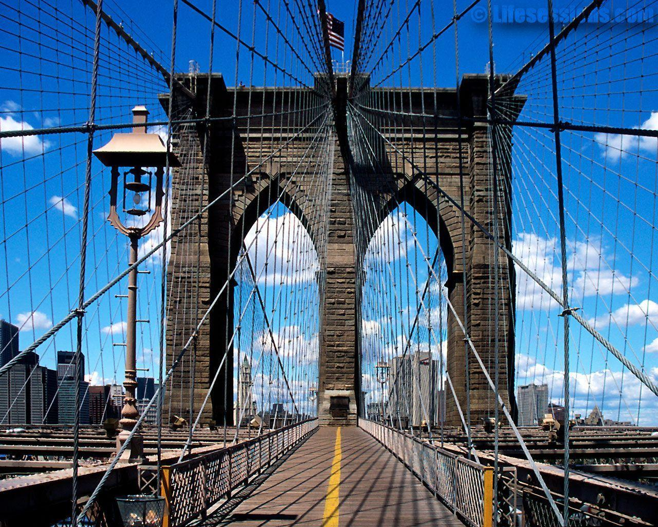 Awesome Brooklyn Bridge wallpapers