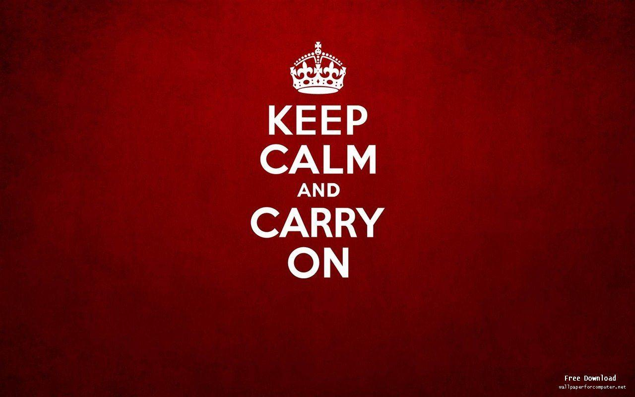 keep calm and carry on-Brand advertising HD wallpaper View