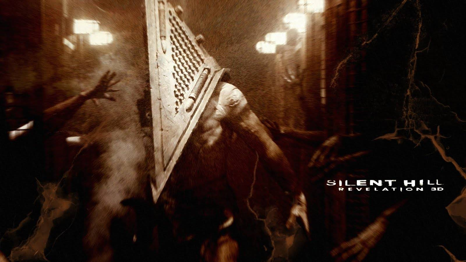 Silent Hill Pyramid Head Wallpapers - Wallpaper CaveSilent Hill Revelation Pyramid Head Fight Scene