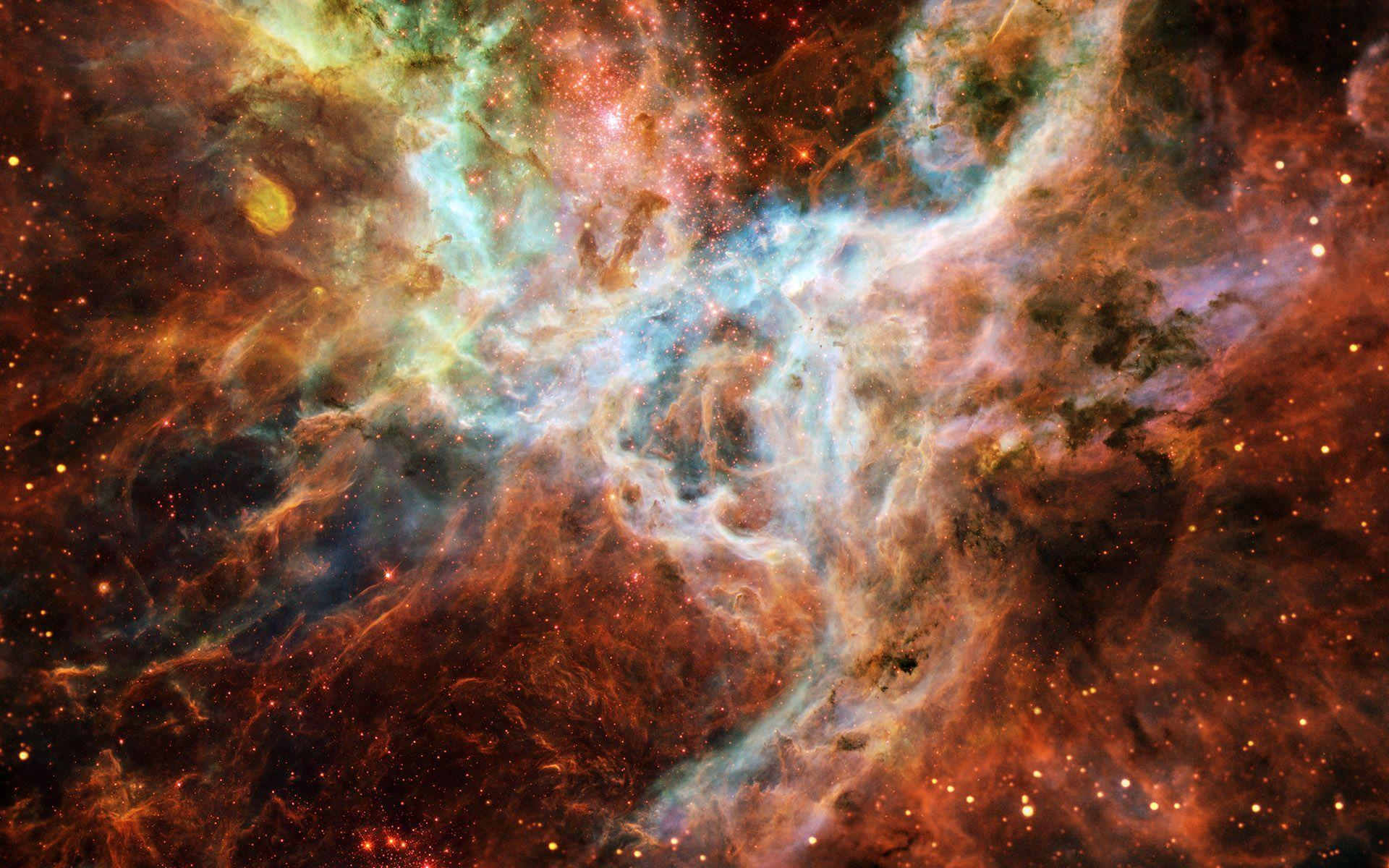 Hubble Telescope Backgrounds