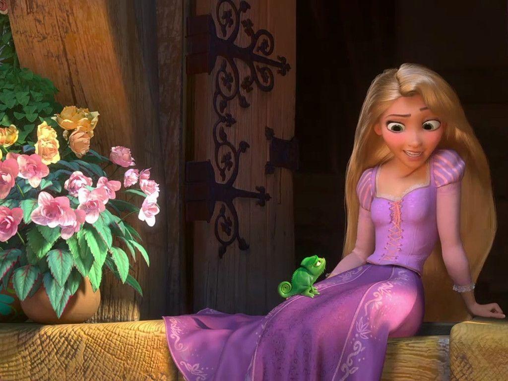 Rapunzel Wallpaper - Disney Princess Wallpaper (28960126) - Fanpop