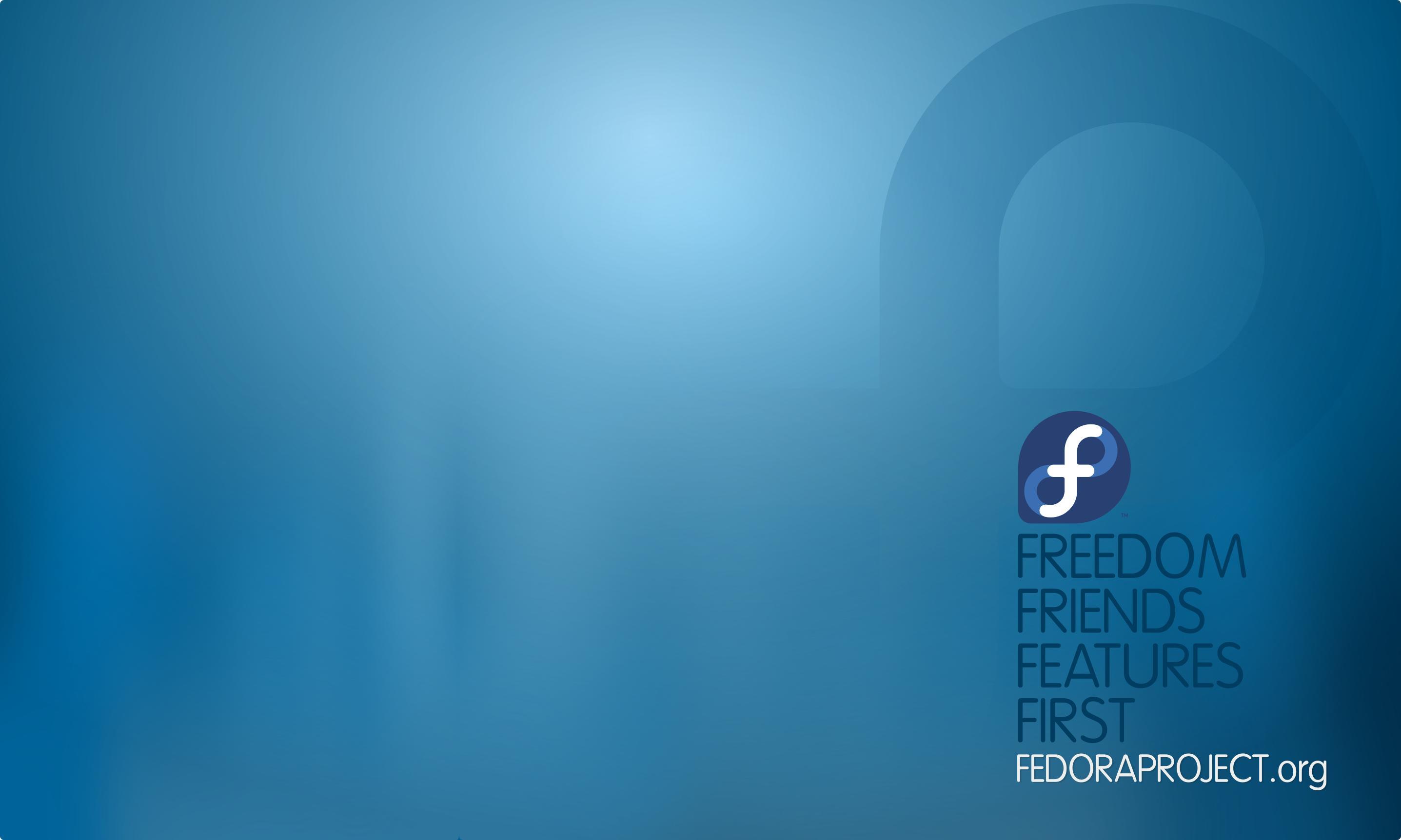 linux fedora wallpaper - photo #6
