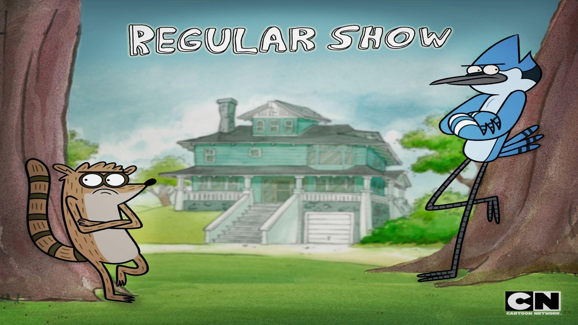 Regular Show Wallpapers - Wallpaper Cave