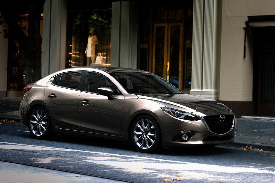 Vehicles For > Mazda 3 2014 Wallpapers
