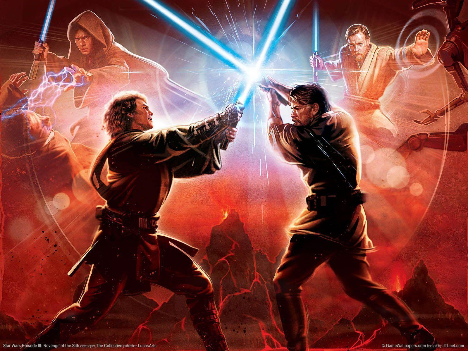 Anakin Skywalker Wallpapers