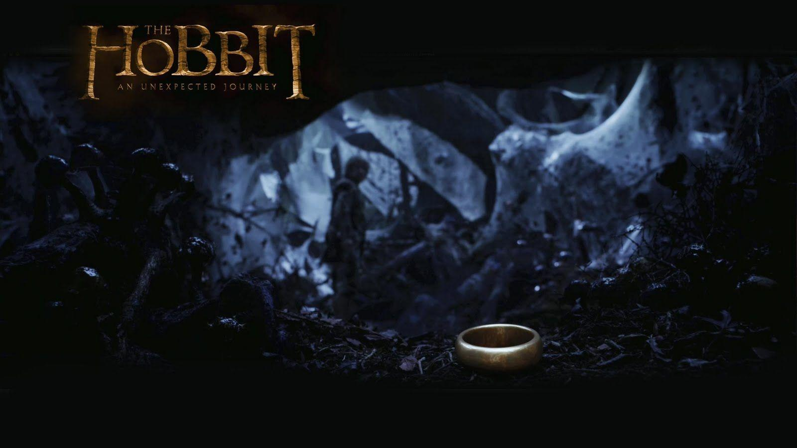The Hobbit - The Ring Wallpaper - The Hobbit Wallpaper (33042240 ...