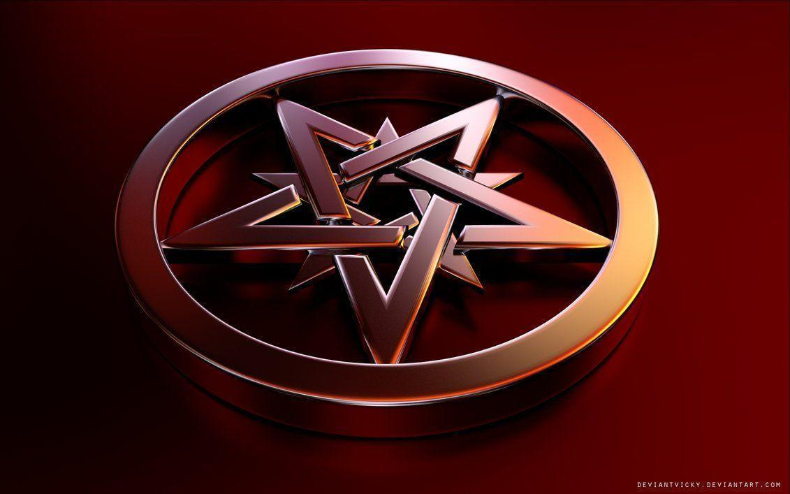 Pentagram Wallpapers by VickyM72