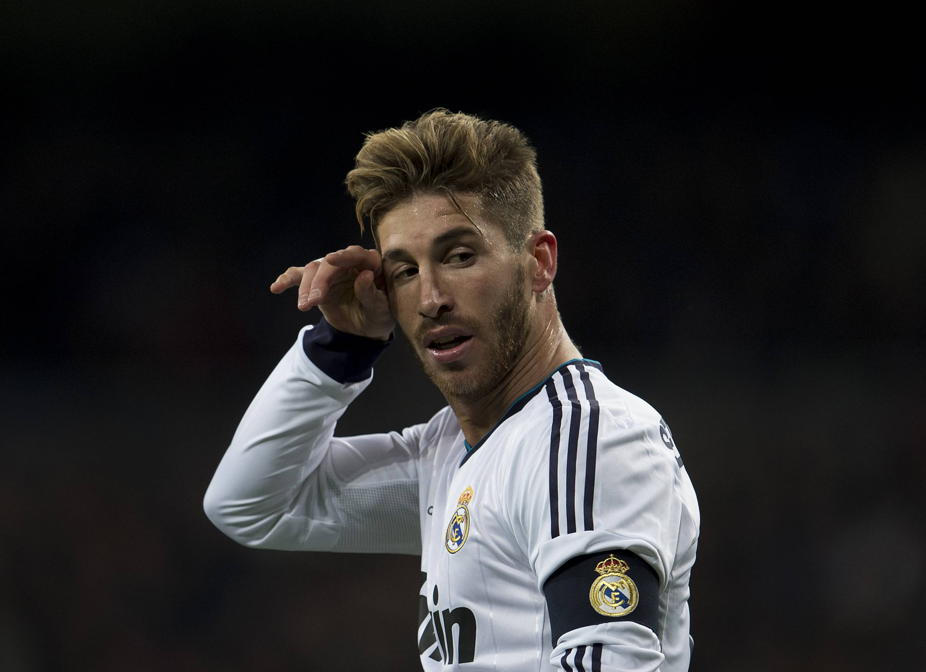 7 Unbelievable Facts About Sergio Ramos Hairstyle