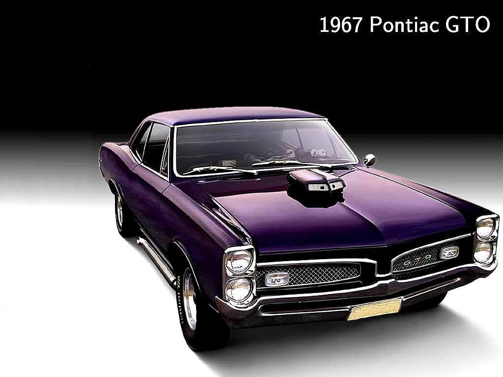 1967 Pontiac Gto Muscle Car Wallpaper HD Wallpaper | Cars Wallpapers
