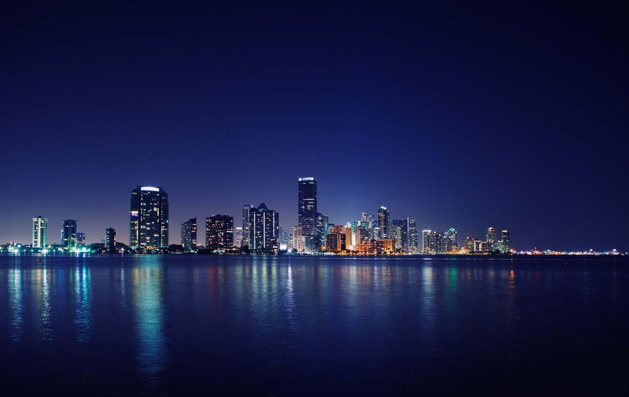 City of Miami Beach - Wallpaper HD