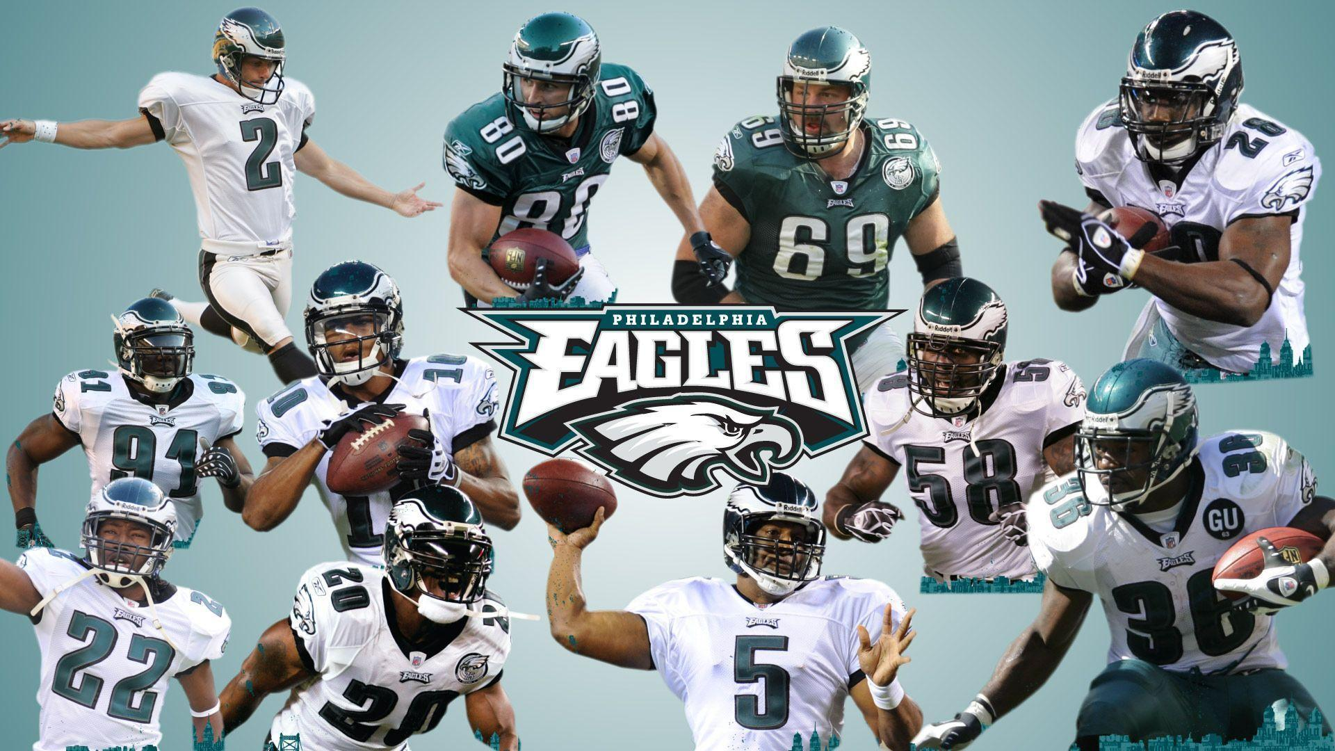 Philadelphia Eagles Wallpaper 1920×1080 - High Definition ...