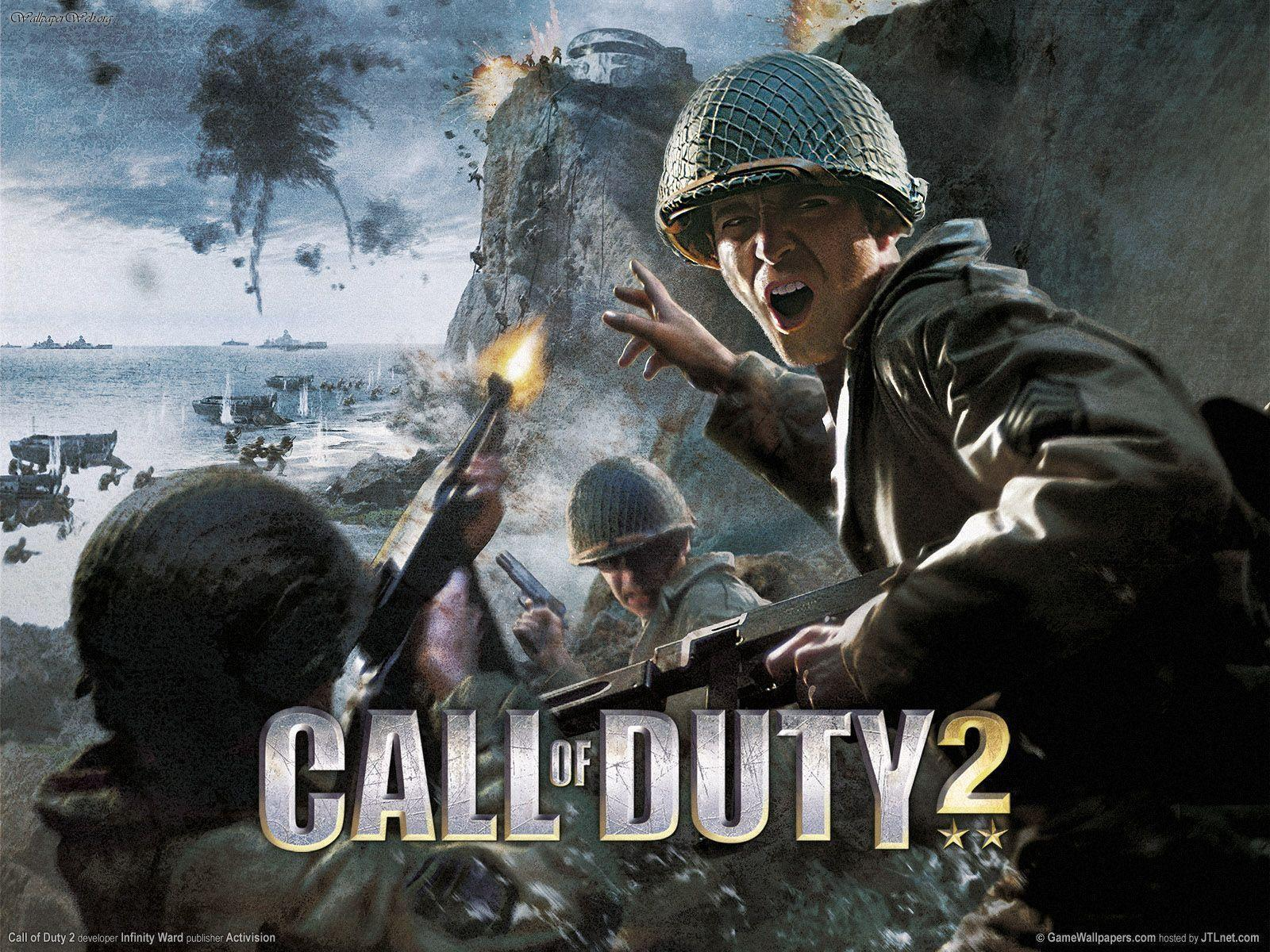HD WALLPAPERS Call Of Duty 2 Wallpapers