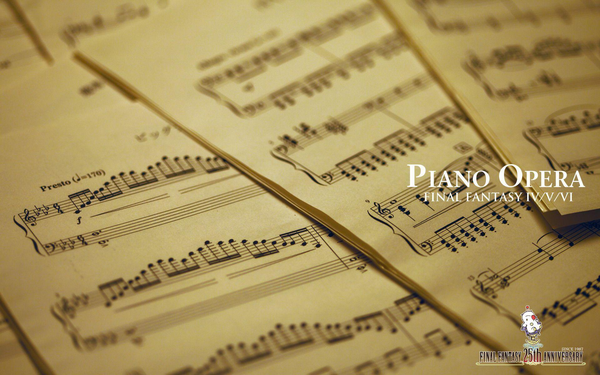 Piano Music Wallpapers - Wallpaper Cave