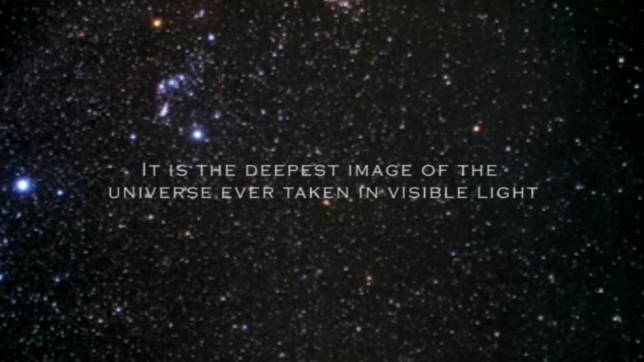 high resolution hubble ultra deep field large - photo #29