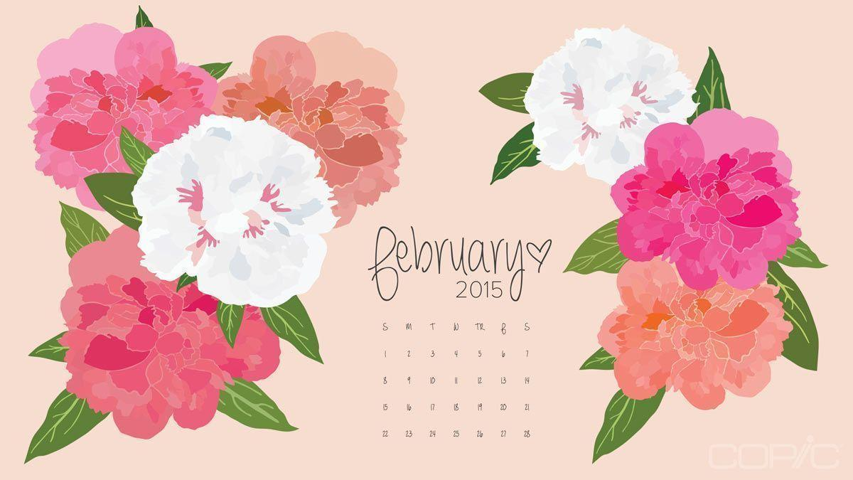 February Wallpaper Calendar Desktop Background : Desktop wallpapers calendar february wallpaper cave
