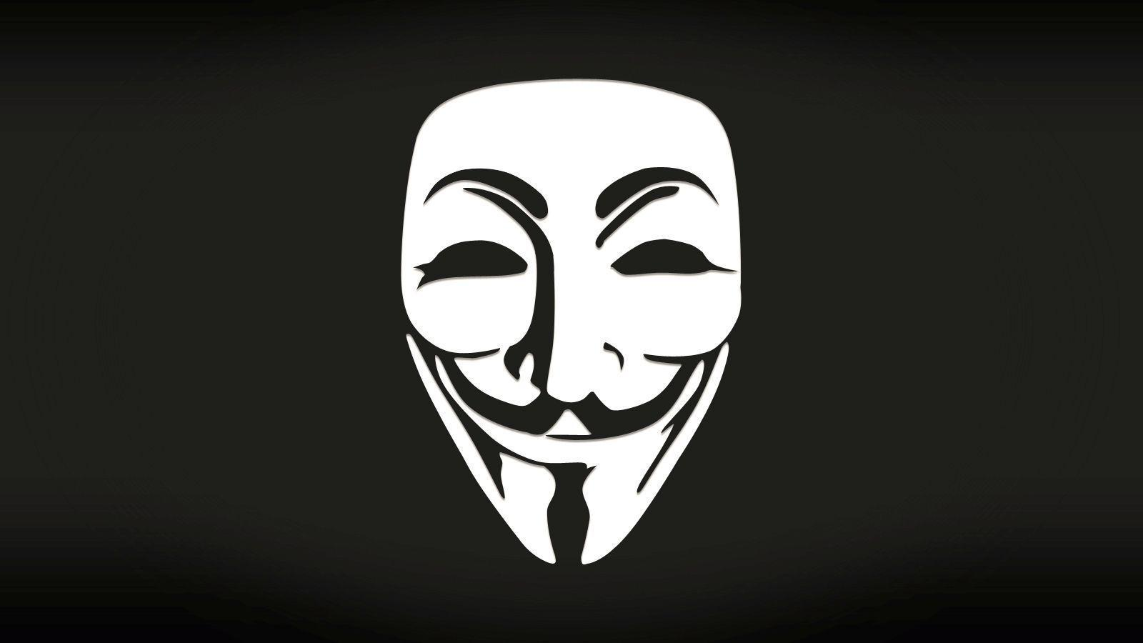 Anonymous Wallpapers Wallpaper Cave