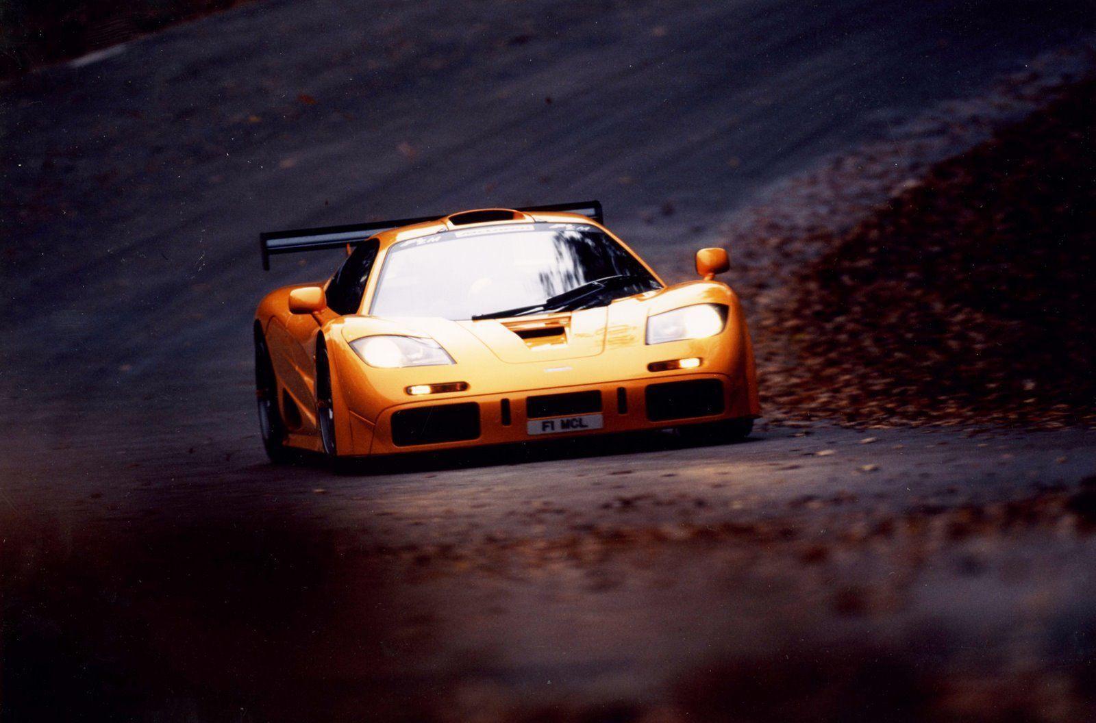 Mclaren F1 Wallpapers Wallpaper Cave