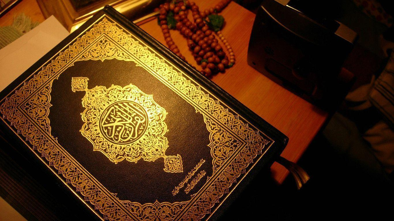the holy quran Easy to read modern english pure allah, there is no god but he, the living, the eternal he sent  when you read the quran, seek refuge with allah from.